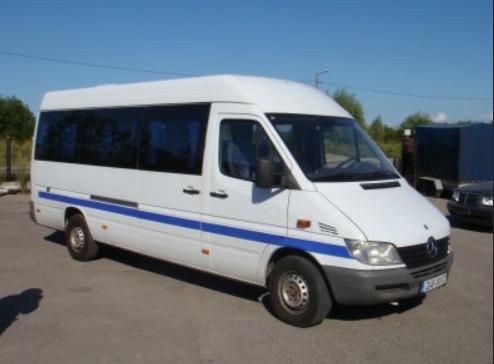 Bussirent MB Sprinter
