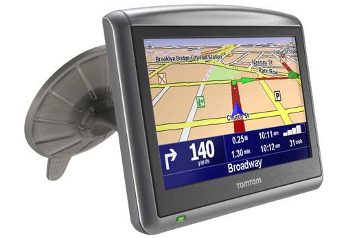 GPS-rent