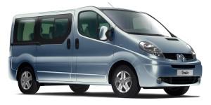 väikebuss-Renault