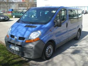 Väikebuss Trafic 2005