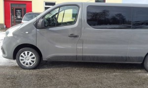 Renault Trafic rent
